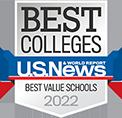 U.S.News and World Report best value universities north